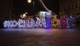 #Kocham Łódź. Wandale chcieli zniszczyć iluminację Piotrkowskiej