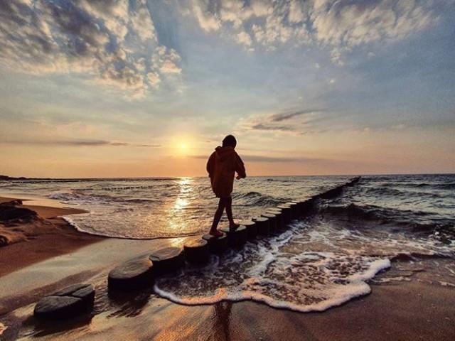 Zdjęcia z Kołobrzegu cieszą się dużą popularnością na Instagramie