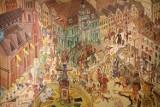 """Edward Dwurnik, wystawa """"Wątki lokalne"""" w legnickim Muzeum Miedzi [ZDJĘCIA]"""