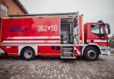 Chełm. Nowy samochód specjalny otrzymała chełmska straż pożarna. Zobacz zdjęcia