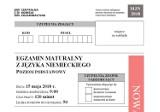 Matura 2018 język niemiecki poziom podstawowy. Matura z j. niemieckiego 15.05.2018 podstawa [arkusze CKE, odpowiedzi]
