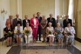 Kolejne złote pary odebrały medale za długoletnie pożycie małżeńskie
