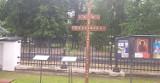 Krzyż epidemiczny w Biłgoraju. Ma chronić mieszkańców