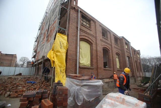 W dawnej łaźni głównej będą działy Historii, Archeologii i Etnologii Muzeum Śląskiego