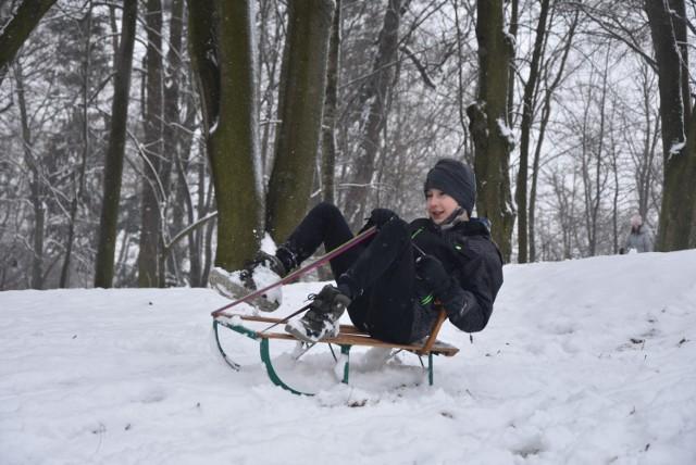 Z zimy najbardziej ucieszyły się dzieci