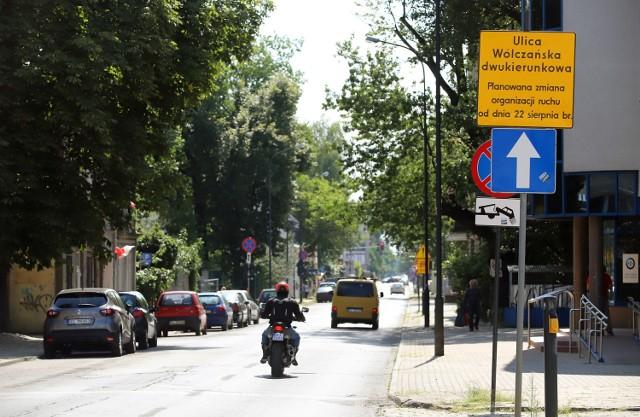 Na dwóch ulicach w centrum wprowadzony zostanie ruch dwukierunkowy.  Czytaj więcej na następnej stronie