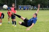Inowrocław. Trwają rozgrywki Wakacyjnej Ligi Piłki Nożnej. Na boisku w Mątwach odbył się trzeci turniej. Zdjęcia
