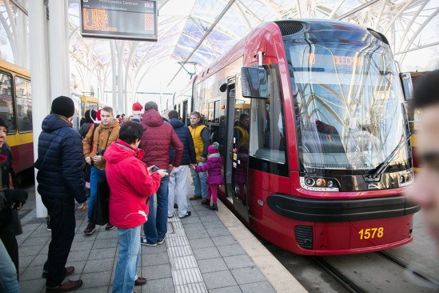 MPK Łódź przerabia przystanki dla nowych tramwajów Pesa Swing