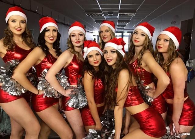 Zespół Cheerleaders Opole przed pandemią koronawirusa mogliśmy oglądać między innymi na widowiskach sportowych.
