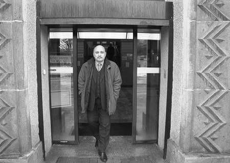 Wiesław Ciężkowski opuścił chorzowski klub SLD, podobnie jak blisko 30 procent jego kolegów. FOT: Sylwester Witkowski