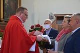 Ksiądz Tomasz Szefliński pożegnał się z parafią