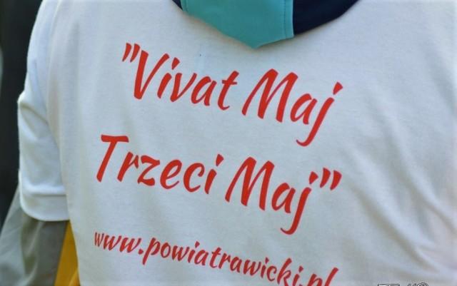 RAWICZ. Obchody święta Konstytucji 3 Maja w tym roku w wyjątkowych okolicznościach