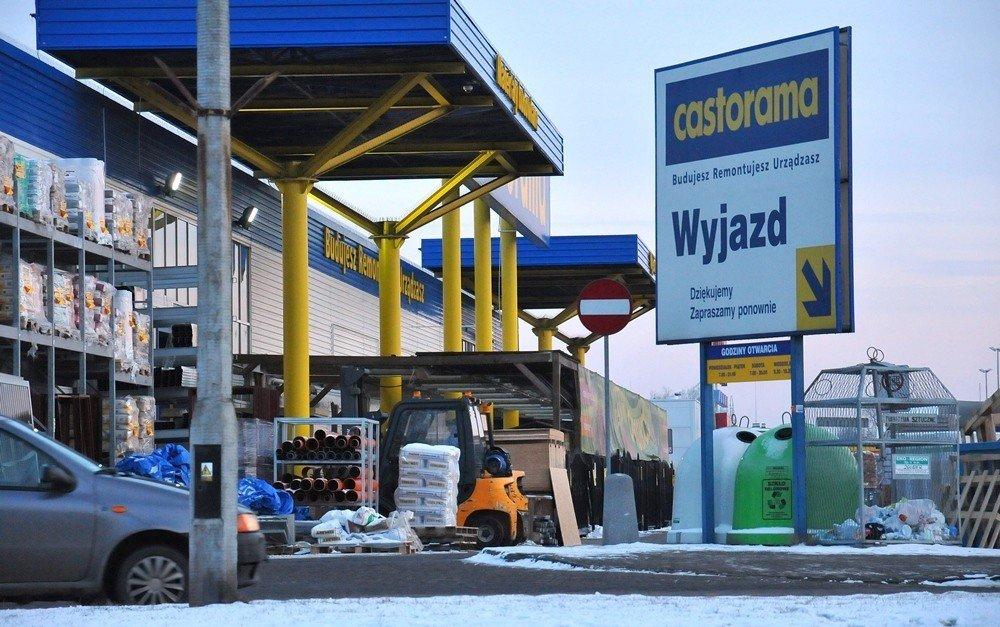 Co W Castoramie Sie Kroi I Co Z Mcdonald S Skierniewice Nasze Miasto