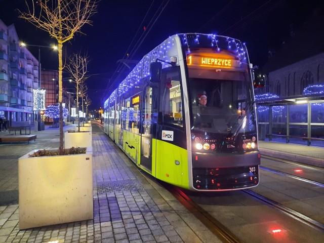 Gorzów jest jednym z kilkunastu miast w Polsce z tramwajami.