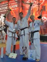 Trzy złote medale tarnogórskiego TKS-u Karate w Świnoujściu!