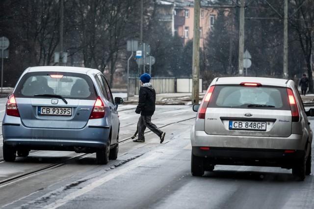 Jedną z najbardziej niebezpiecznych ulic w Bydgoszczy jest Nakielska.