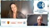 Spotkanie z  aktorką Magdaleną Różdżką on-line Oglądaj na żywo ZDJĘCIA