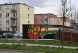 Street art w Pruszczu Gdańskim. Te graffiti zobaczycie na pruszczańskich ulicach |ZDJĘCIA