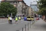 Ogromna tragedia, wypadek w Katowicach. Drastyczne zdjęcie ciała 19-latki w sieci. Sprawę bada policja