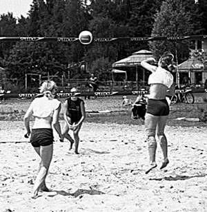 Krystyna Tkaczewska i Patryja Gajdzik (bronią) olimpijską kariere zakończyły w Suchym Borze.