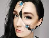 Makijażystka z Żar robi takie cuda! Kolorowe, bajkowe i bardzo pracochłonne, do tego naprawdę trzeba mieć talent