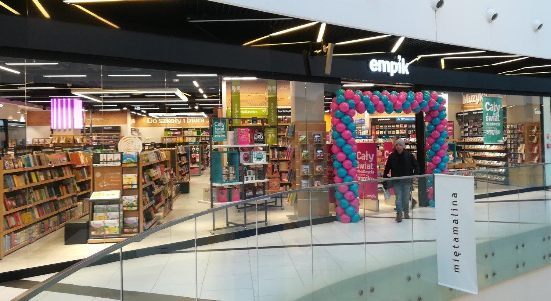 4a757dbe7d87e Empik w Galerii Katowickiej działa od 19 stycznia 2018 r. To czwarty sklep  tej sieci