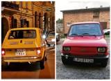 Lubelskie maluchy.  Polski Fiat 126p oczami użytkowników Instagrama. Zobacz zdjęcia
