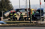 Nowy Sącz. Rondo Solidarności to najbardziej niebezpieczne skrzyżowanie w Polsce. Stanie tam fotoradar [ZDJĘCIA]