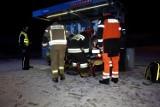 Ranny mężczyzna na ulicy Grodzkiej w Słupsku. Nieszczęśliwy wypadek czy potrącenie?