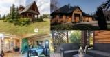 Klimatyczne drewniane domy na sprzedaż w okolicach Wielunia i Wieruszowa. Można się tam poczuć jak w górach ZDJĘCIA