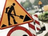 Prace na ul. Dworcowej w Żorach przedłużą się. Przejazd będzie zamknięty do 7 grudnia