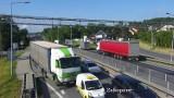 Kraków. Poniedziałek daje się kierowcom we znaki. Ogromne korki i utrudnienia na obwodnicy i w centrum miasta