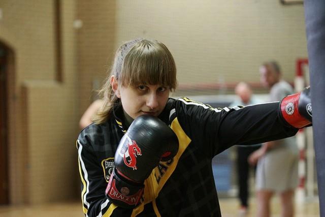 Legniczanka Julia Szczurowska mistrzynią w boksie