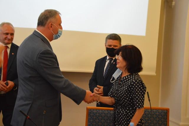 Piotr Radowski Przewodniczącym Rady Miejskiej w Wieluniu