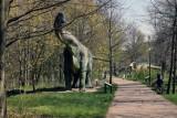 Park Wrocławski otwarty, zwiedzamy w maseczkach [ZDJĘCIA]