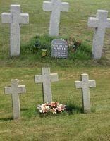 Cmentarz niemiecki - zdjęcie ilustracyjne