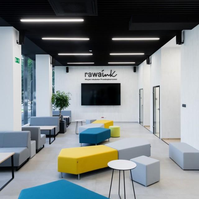 Miejski Inkubator Przedsiębiorczości Rawa.Ink w Katowicach