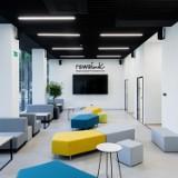 Przy Teatralnej powstał Miejski Inkubator Przedsiębiorczości Rawa.Ink. ZDJĘCIA Ruszył nabór najemców biur i biurek