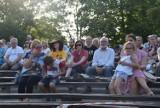 Festiwal Muzyczny Południowej Wielkopolski. Kwintet Libiamo wystąpił w Parku Przyjaźni w Kaliszu ZDJĘCIA