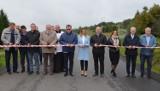 Wyremontowana ważna droga powiatowa przebiegająca przez Odrzykoń i Czarnorzeki. Korzysta z niej wielu turystów [ZDJĘCIA]