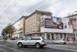 Reklama na rusztowaniu we Wrzeszczu dopuszczalna przez gdańską uchwałę krajobrazową