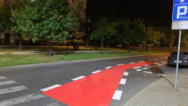 Kończy się przebudowa na alejach Ossolińskich w Bydgoszczy