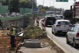 Przebudowa DK81 w Katowicach. Na węźle Piotrowice powstaje rondo i tunel. Kiedy finał prac?