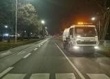 Zamiatarki wyjadą na ulice Kielc. Jest prośba do kierowców, aby nie parkowali w miejscu planowanych porządków