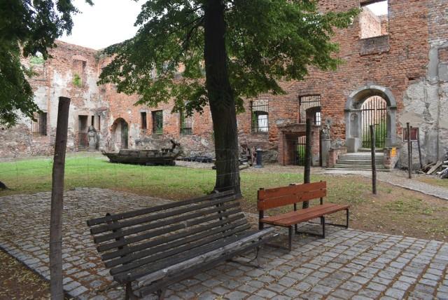 Wkrótce ruszy odbudowa części Zamku Piastowskiego w Krośnie Odrzańskim. Dużo się zmieni?