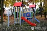 W Strzemieszycach prawie gotowe są cztery nowe place zabaw dla dzieci