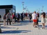 Molo w Kołobrzegu za chwilę będzie płatne. Ale nie wszyscy zapłacą