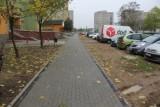 LBO 2018 - na Piekarach powstał nowy chodnik