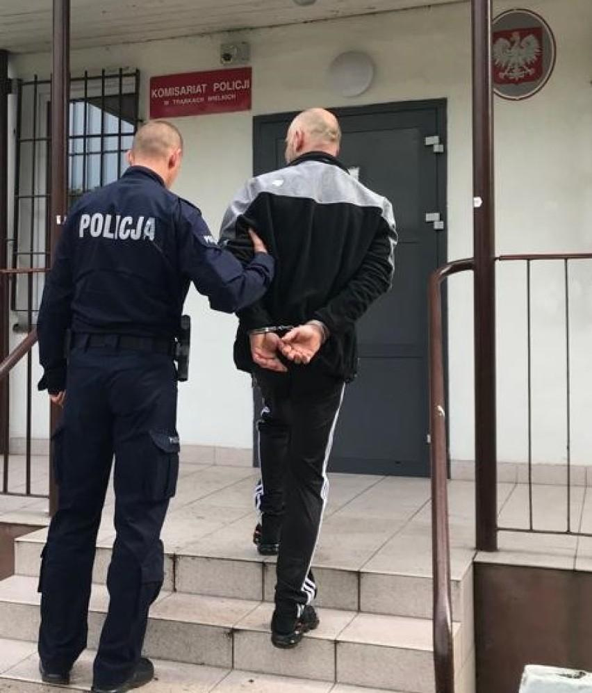 46-letni mieszkaniec gminy Pszczółki posiadał 140 gramy amfetaminy [ZDJĘCIA]