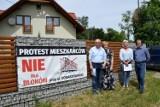 """Ostry protest w Kielcach! Mieszkańcy mówią """"nie"""" blokom-gigantom [WIDEO, ZDJĘCIA]"""